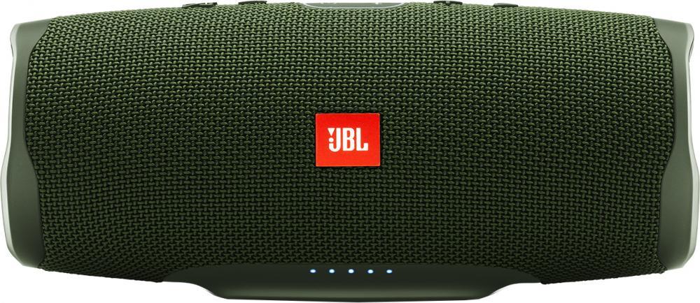 Портативная колонка JBL Charge 4 (зеленый)