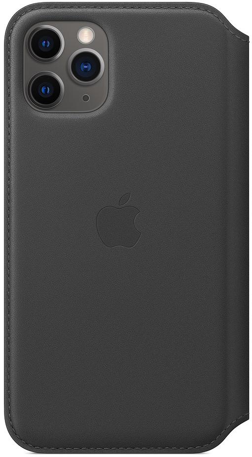 Чехол-книжка Apple Folio для iPhone 11 Pro (черный) фото