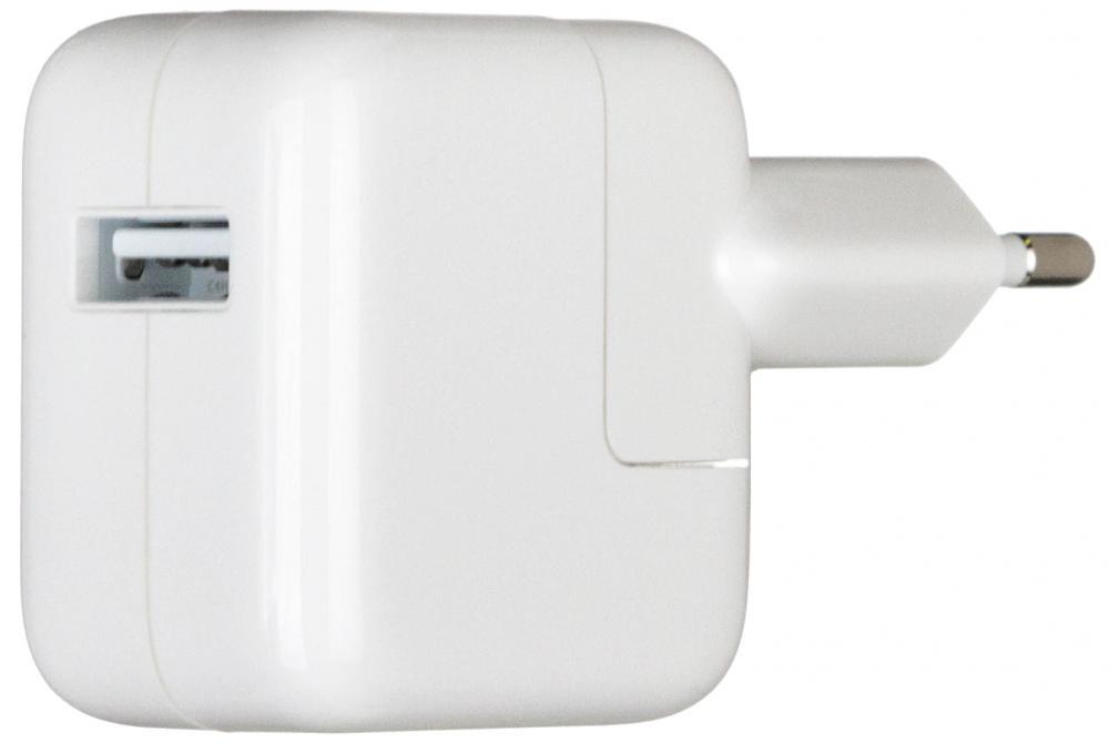Сетевое зарядное устройство Apple сетевое ЗУ (USB) 12W MD836ZM/A фото