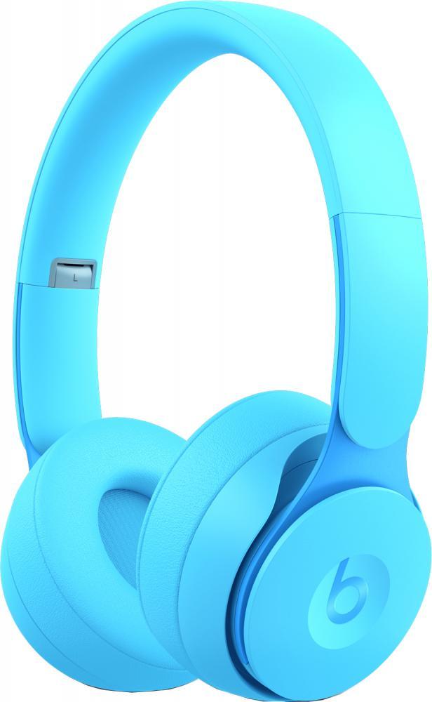 Наушники Beats Solo Pro (голубой) фото