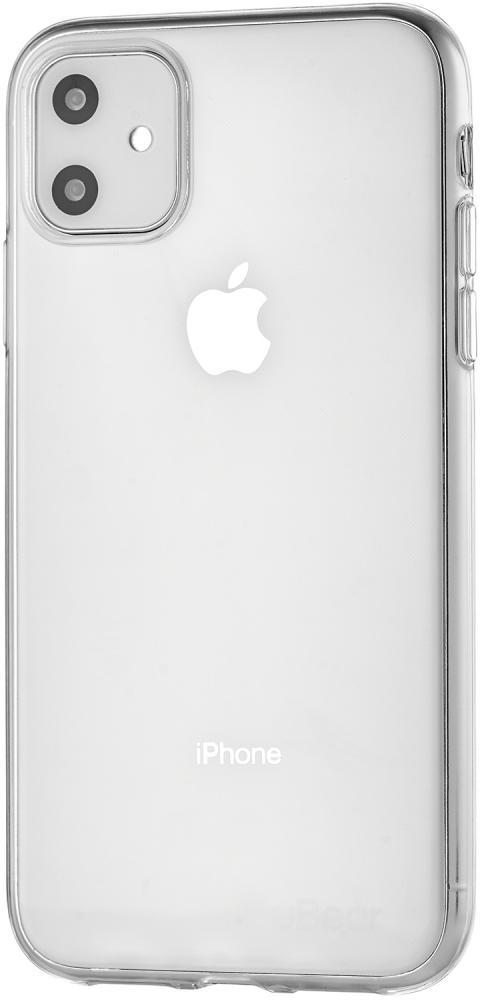 Клип-кейс uBear дляApple iPhone 11 (прозрачный) фото