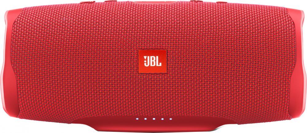 Портативная колонка JBL Charge 4 (красный)