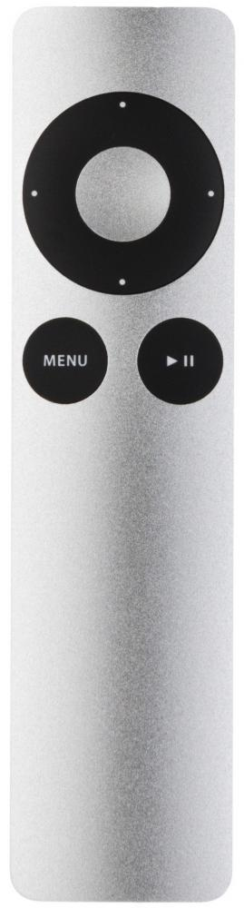Пульт Apple Remote (серебристый) фото