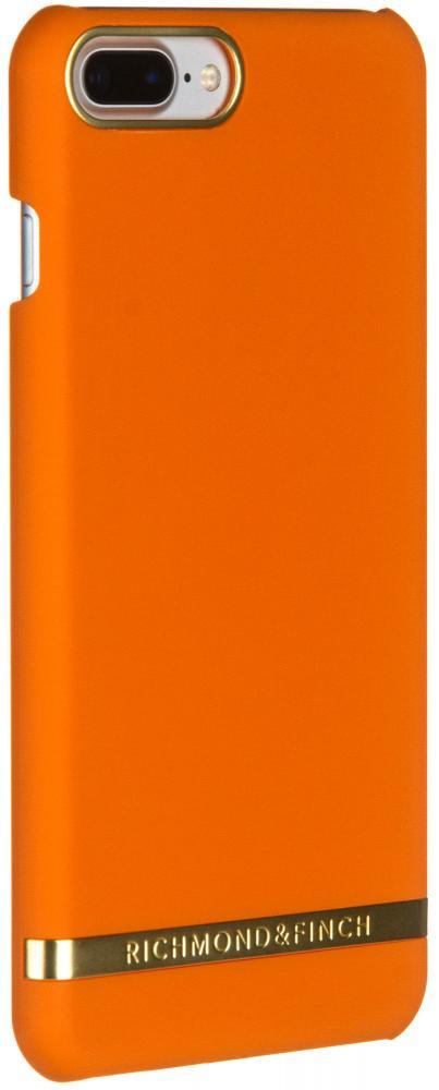 Клип-кейс Richmond&finch Satin для Apple iPhone 7 Plus/8 Plus Apricon (оранжевый) фото
