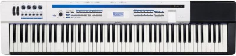 Цифровое фортепиано Casio PRIVIA PX-5SWE (белый) фото