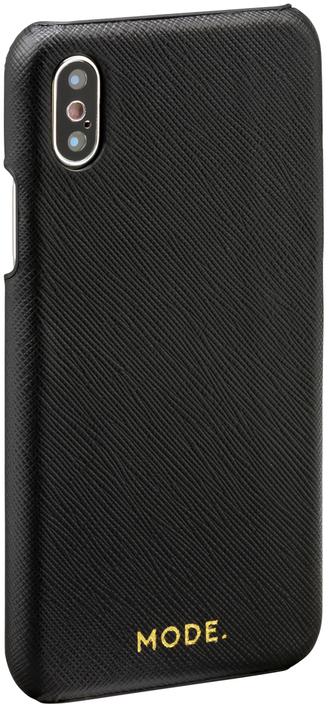Клип-кейс DBramante1928 MODE London для Apple iPhone X (черный) клип кейс guess iridescent для apple iphone x золотистый