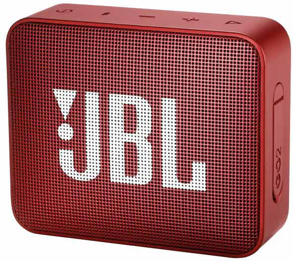 Фото - Портативная колонка JBL Go 2 (красный) go 2